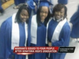 New Jim Crow: Black Family Charged For Cheering At Daughter's High School Graduation