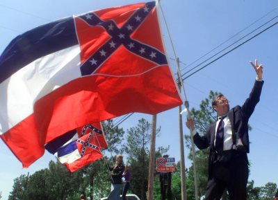 How White Christians Used The Bible -- And Confederate Flag -- To Oppress Black People