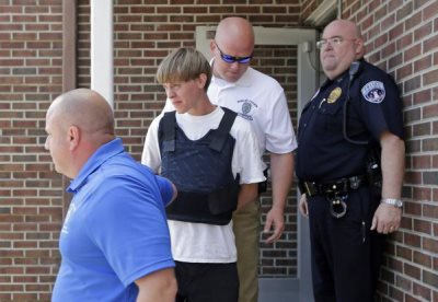 Video Shows Dylann Roof Practicing Before Terror Attack That Slaughtered 9 People