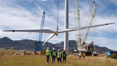 Ethiopia Building Largest Wind Farms In Africa