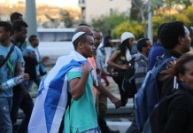Ethiopian Jews Clash With Israeli Police In Renewed Protest