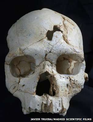 Inherently Violent: Evidence Of 430,000-Year-Old European Violence Discovered