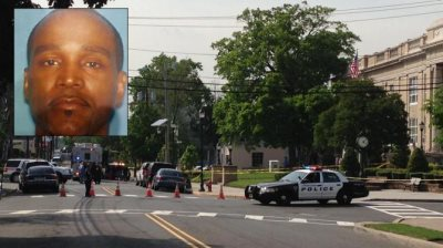 New Jersey Town Keeps Calm After Police Shooting Of Man At Library