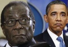 Mugabe Mocks U.S. Gay Marriage With Obama Proposal