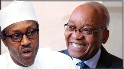 Why Africa Needs Buhari And Zuma To Forge A Strong Alliance