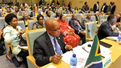 A Host Of Problems For South Africa At African Union Summit