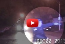 VIDEO: Thug Cop Shot At Car Packed With Black Teens A Dozen Times
