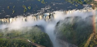 Will Giant 'African Village' For Visitors Ruin Victoria Falls?