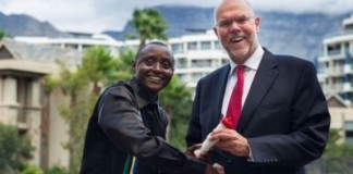 Tanzanian Water Filter Innovation Claims Prestigious Prize