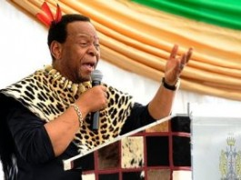 Zulu King Goodwill Zwelithini Demands Compensation From British Royal Family