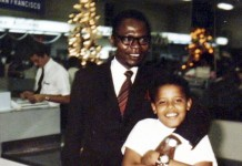 Obama Sr: The Man Who Gave The US Its First Black President