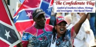 Why This Black Defender Of The Confederate Flag Says Slavery Was 'A Choice'