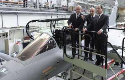 France Delivers First Batch Of Fighter Jets To Egypt