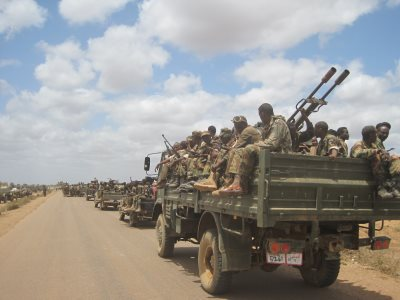 Ethiopian Troops Enter Somalia For Attack On Al-Shabab