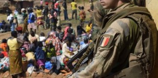 Five-Year-Old Girl Raped By French Soldier In Africa As Another Filmed It