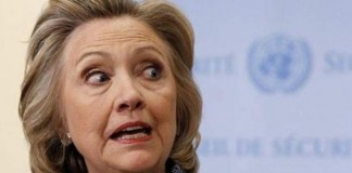"Hilary Clinton: ""The Sight Of A Black Man In A Hoodie Is Scary"" Even To ""Open-Minded Whites"""