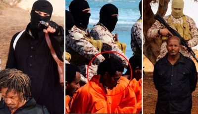 Arab ISIL Terrorists Claims Kidnapping Of Three African Christians In Libya