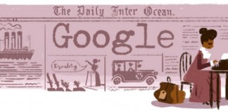 Fearless Journalist And All-Round Badass Ida B. Wells Honored With Google Doodle
