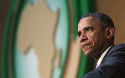 Obama Adresses The African Union