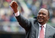 Uhuru Kenyatta Wins Africa's President Of The Year Award