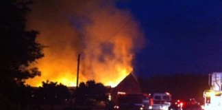 Another Black Church On Fire In South Carolina