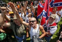 KKK Clash With Black Panthers At Confederate Flag Rally In South Carolina