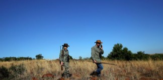 White Game Hunters In Africa Defend The Right To Shoot