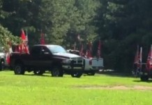 Under Siege: Armed Confederate Supporters Interrupt Black Child's Birthday Party With Racial Slurs, Death Threats