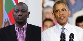 Steer Clear Of Gay Agenda During Visit, Kenyan Leaders Warn Obama