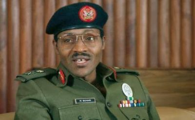 Nigerian President Tells Military To Build Own Weapons