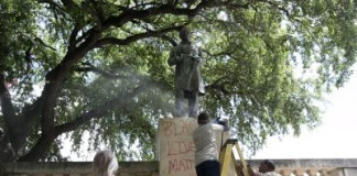 Judge Clears Way For University Of Texas To Remove Jefferson Davis Statue