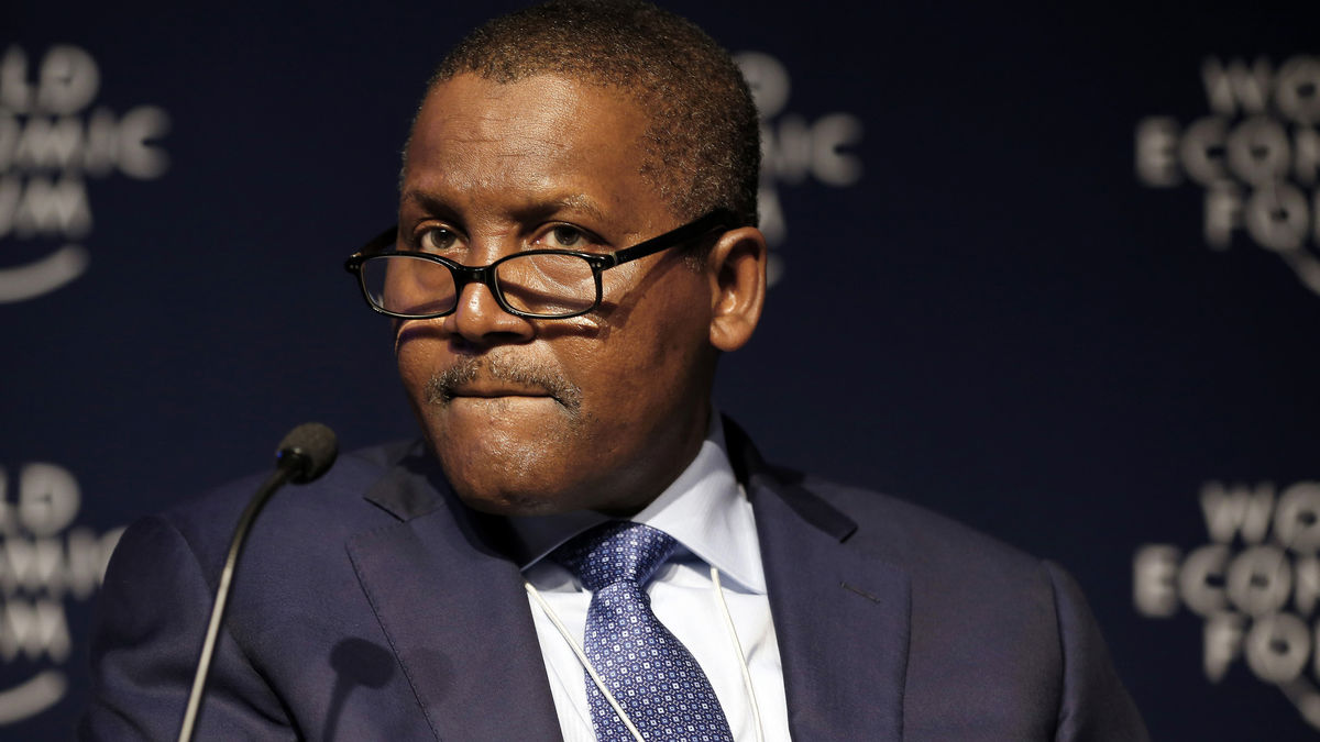Dangote - The Richest And The Smartest Businessman In Africa