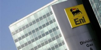Italy's Eni Discovers Huge Gas Field Off Egyptian Coast