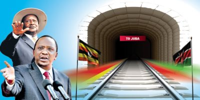 Uganda And Kenya In Race To Connect Rail Infrastructure To Juba