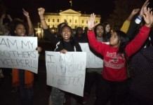 In Ferguson, Protesters Challenge State Of Emergency