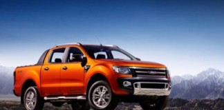 Ford To Start Building Ranger Pickup In Nigeria