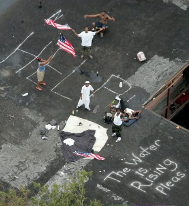 Black Residents Were 'Left To Die' After Hurricane Katrina