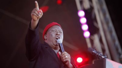 Black People Who Are Afraid Of White People Are The Enemy - Malema