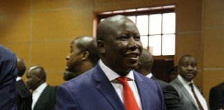 Judge Throw Out Corruption Case Against Julius Malema