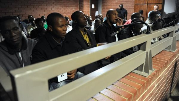 South African Cops Found Guilty Of Murdering Mozambican Man