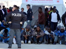 It might be a good idea for Europe to treat migrants humanely--the economic contribution might just save the host continent. (Photo/File)