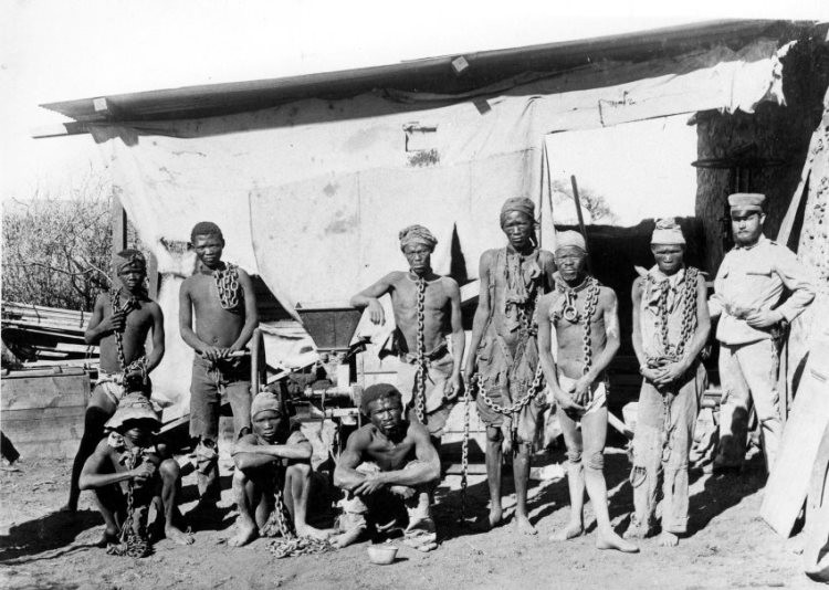 Germany Set To Recognize Genocide In Colonial Namibia