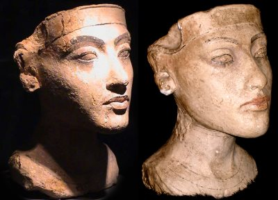 Nefertiti 'Was Buried Inside King Tut's Tomb'