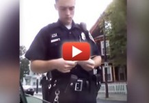 Police State: Thug Cops Harassing Innocent People For 'Air Fresheners'