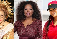 Richest Black Women in the World 2015