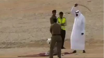 Saudi Arabia Behead Two Ethiopians