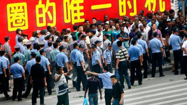 Welcome To China, Now Go Home