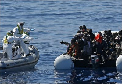 Casualties Of 'Fortress Europe': Refugees Dead On Land And Sea
