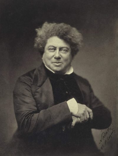 Any Self Claim African Reader Must Know Alexandre Dumas