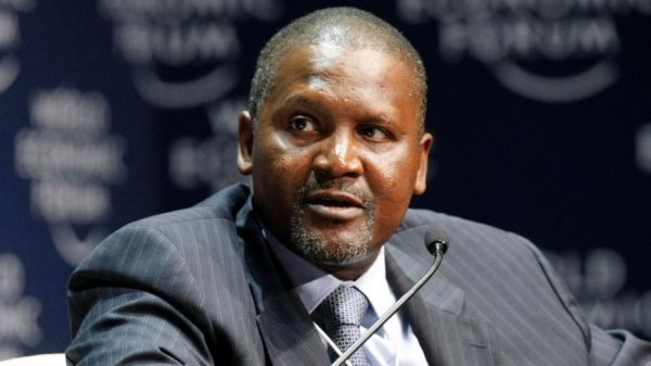 We Are Building World's Largest Refinery – Dangote